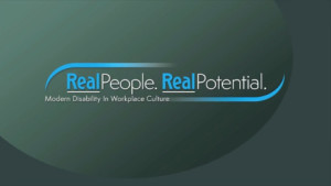 Chapter graphic with Real People Real Potential logo.