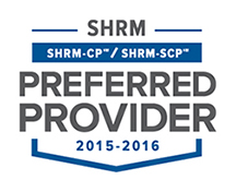 Society for Human Resources Preferred Provider logo
